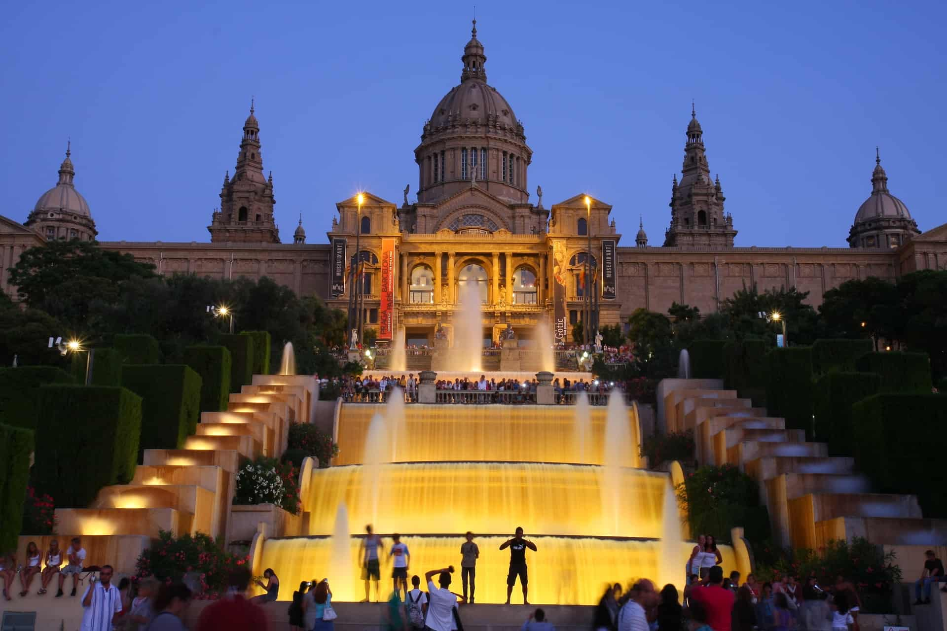 Catalonian National Art Museum (mnac)