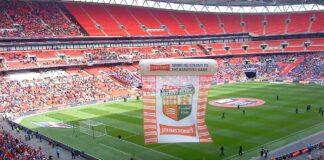 Wembley Stadion I London Fodbold